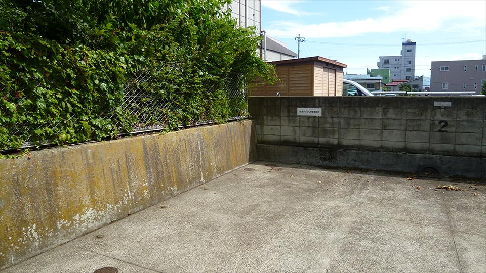 会津みらい法律事務所 アクセス情報 駐車場